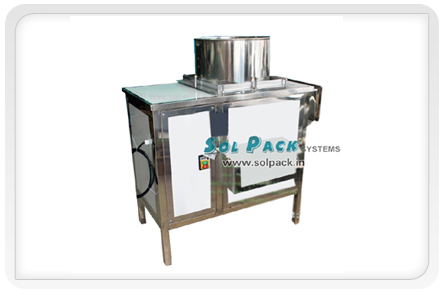 Garlic & Onion peeler Machinery & Video
