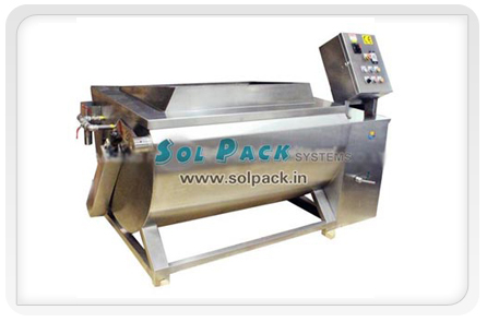 Vegetable Washing & Peeling Machines